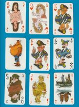 Collectible Advertising playing cards Sigma Coatings,1980`s